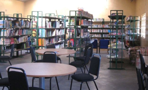 Mfuwe Secondary School Library