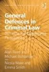General defences in criminal law