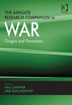 Ashgate research companion to war